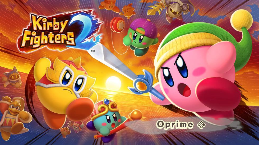 El título de Nintendo ya se encuentra disponible.