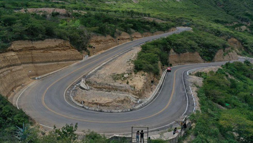 Carretera fortalecerá el turismo en la Fortaleza de Kuélap. (Foto: MTC)