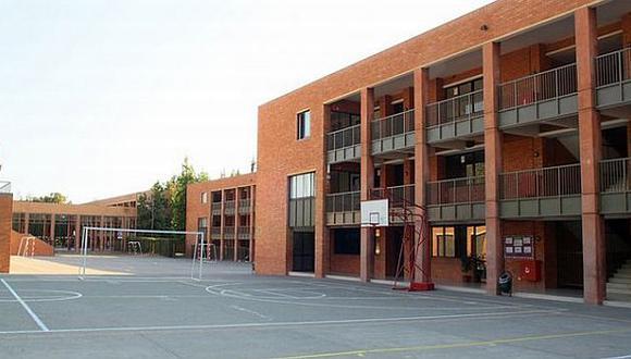 El último caso se dio en el exclusivo colegio Las Cumbres de Santiago. (Difusión)