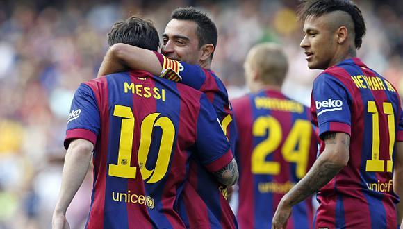Neymar es el actual '10' del cuadro francés PSG. Su venta causó gran polémica en Cataluña. (Getty Images)