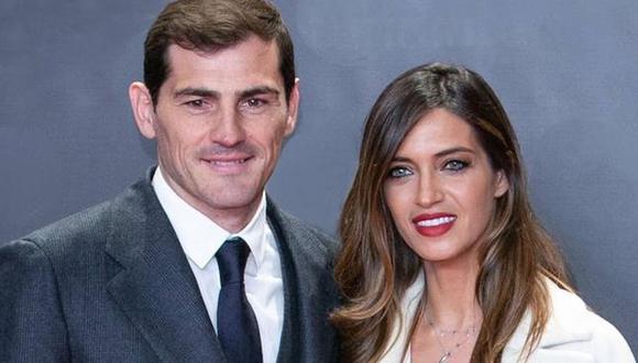 Iker Casillas y Sara Carbonero anuncian su separación. (Foto: AFP)
