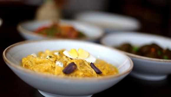Originalmente se llamaba ají de gallina, pero a lo largo de los años cambió de ingredientes y hasta de nombre. (Foto: Nancy Dueñas)