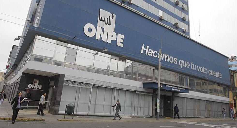 ONPE envió 1,194 actas observadas a Jurados Electorales Especiales. (USI/Referencial)
