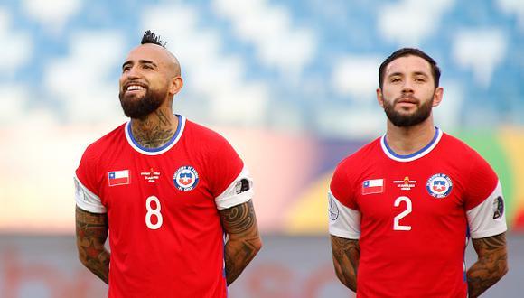 Eugenio Mena no jugará las Eliminatorias Qatar 2022 por lesión. (Foto: Miguel Schincariol/Getty Images)