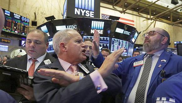 En la víspera, el índice industrial Dow Jones había cedido 3,15% a 25,598.74 puntos. (Foto: AP)
