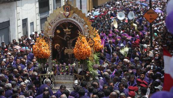 'Señor de los Milagros': Conoce los desvíos del Metropolitano por la procesión. (Perú21)