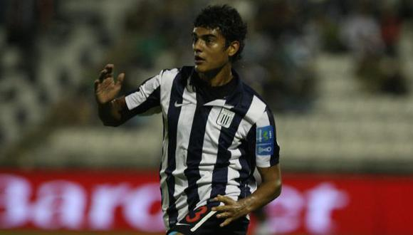 Carlos Beltrán es nuevo jugador de Alianza Lima para la temporada 2019. (Foto: Leonardo Fernández / GEC)