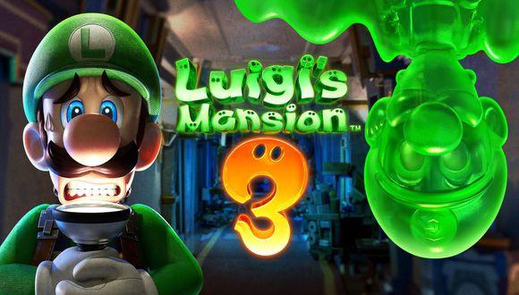 Nintendo lanzará 'Luigi's Mansion 3' para Nintendo Switch el próximo 31 de octubre.