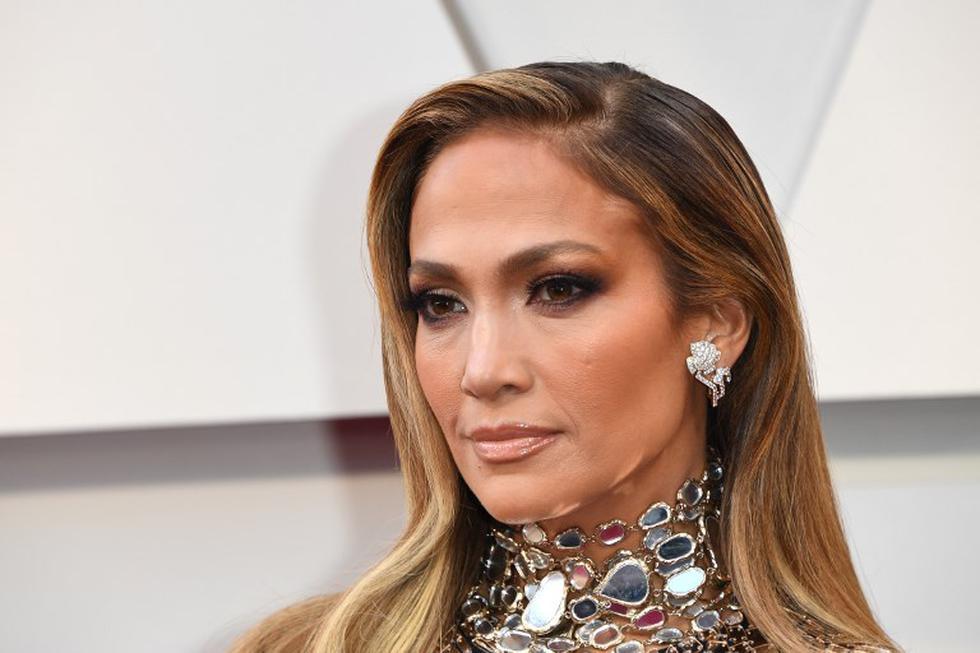 Oscar 2019: Jennifer Lopez deslumbra con encantador vestido a la gala (Foto: AFP)