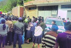 Huánuco: Camión arrolla y mata a una adolescente de 17 años en Pachitea