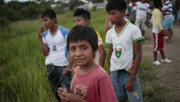Estudio de Unicef abarcó 161 países de todo el mundo. (César Fajardo)