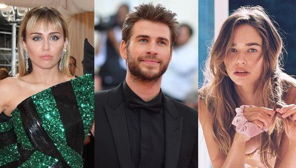 ¿Qué opina Miley Cyrus de la nueva relación de Liam Hemsworth? (Foto: AFP/Instagram)
