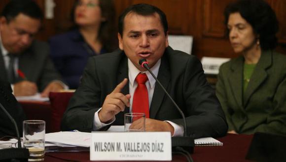 Vallejos no convenció. (Rodrigo Málaga)
