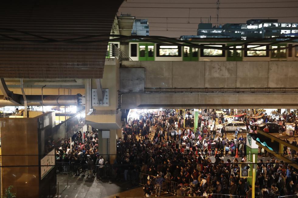 Primer tramo de la Línea 2 del Metro de Lima estará listo el 2020. (GEC)