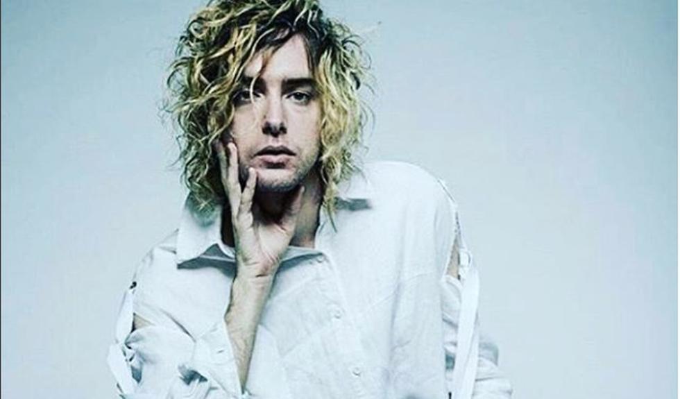 Hijo de fallecido cantante de Soda Stereo sufrió cuadro de epilepsia y se encuentra internado. (Instagram @benito_cerati)