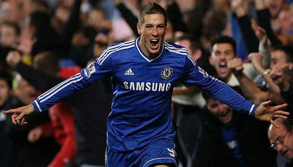 Fernando Torres. (AP)