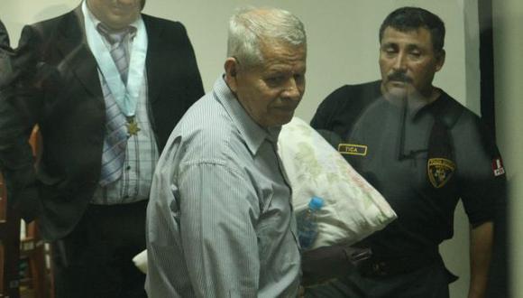 LIBRADO. Luis Valdez quedó libre de responsabilidad en asesinato. (Perú21)