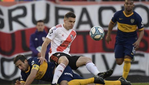 Fox Sports se encargará de la transmisión del River Plate vs. Boca Juniors. (Foto: AFP)