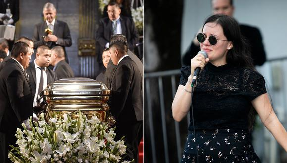 Sarita Sosa reveló que cumplió la 'voluntad' de José José. (Fotos: Agencias)