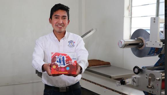 Tras varios ensayos, Garay consiguió un producto de agradable sabor a dulce de leche, libre de octógonos y con un alto valor nutritivo.