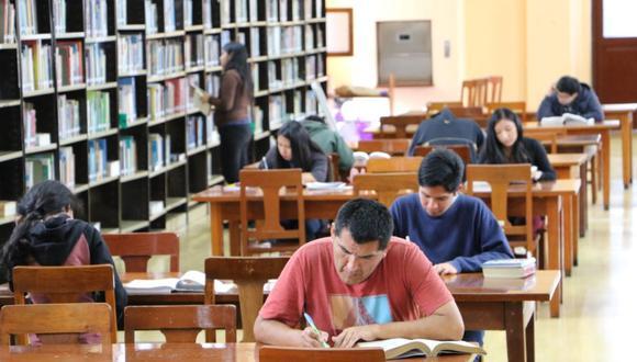 La Biblioteca Nacional del Perú inició la campaña para crear más recintos donde los ciudadanos puedan consultar libros de manera gratuita. (Foto: Facebook BNP)