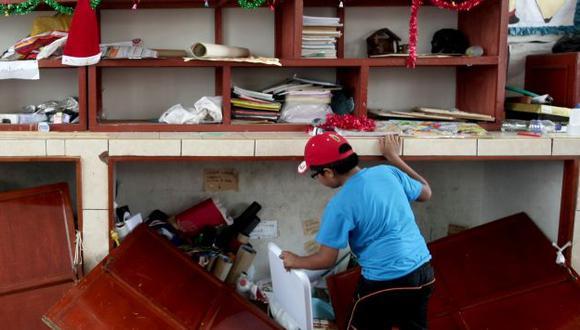 Desconcierto. Más de 600 alumnos sin colegio en el Callao. (Alberto Orbergoso)