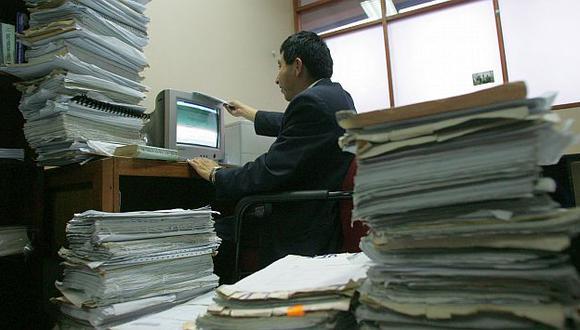 La burocracia en el aparato estatal sigue mellando la economía. (USI)