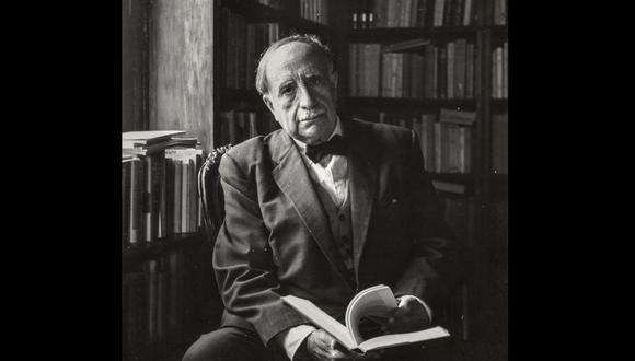 Víctor Andrés Belaunde nació en Arequipa en 1883 (Foto: Archivo Riva-Agüero de la PUCP)