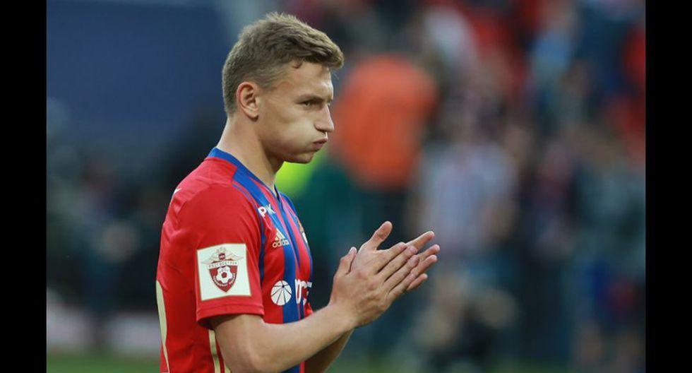25.- Fedor Chalov (CSKA Moscú), en 2 millones de euros.(Fotos: AFP / Reuters)
