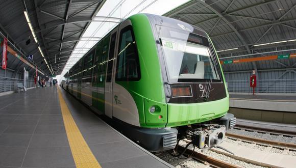 La operación del Metro de Lima ya se restableció ensus 26 estaciones. (Foto: GEC)