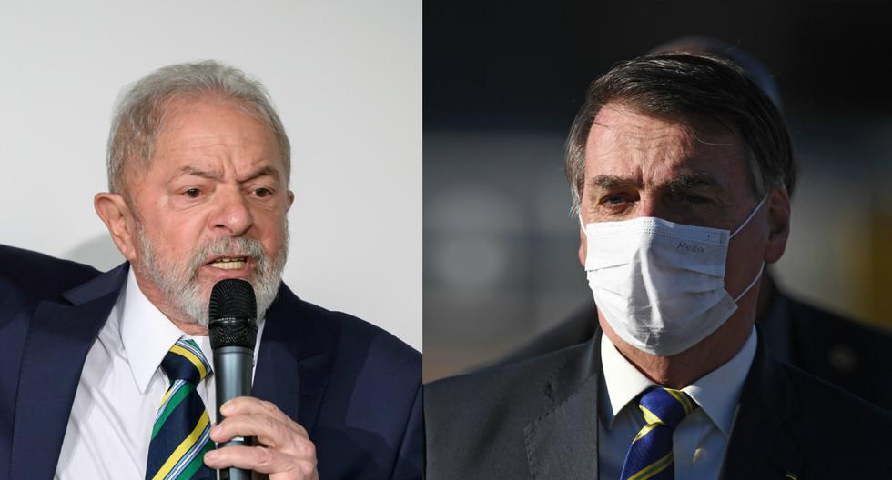 El expresidente de Brasil, Lula da Silva, criticó las políticas del mandatario de ultraderecha ante el avance del coronavirus. (AFP / FABRICE COFFRINI / EVARISTO SA)