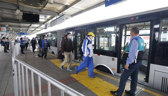 El monto del subsidio alcanza la suma de S/13 millones y medio que se entregará a la Municipalidad Metropolitana de Lima para que se encargue de su administración y distribución. (Foto: Diana Marcelo/GEC)
