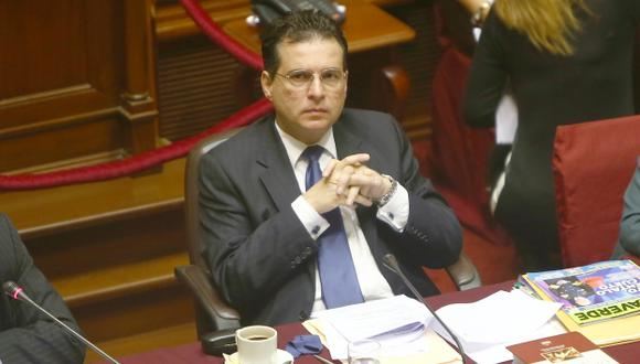 SU CASO PUEDE REABRIRSE. Lentitud de Fiscalía de la Nación favorece hasta ahora a Omar Chehade. (Rafael Cornejo)