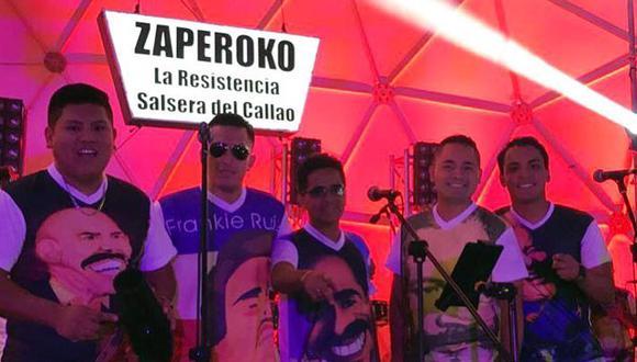 Zaperoko, la resistencia salsera del Callao. (Facebook / Jammin)