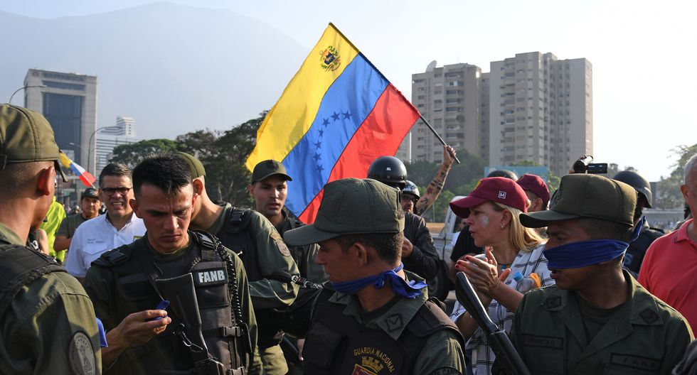 Venezuela hoy EN VIVO: Últimas noticias, fotos, videos e información sobre la crisis en Venezuela EN DIRECTO. (Foto: AP)