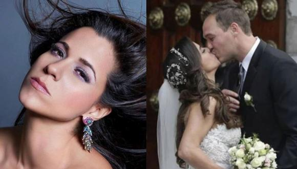 Vanessa Terkes volvería a casarse pese a rompimiento matrimonial con George Forsyth. | Composición