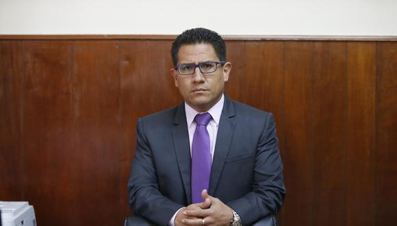 Amado Enco retornó al país procedente de España luego de cumplir una agenda de actividades. (Foto: GEC)