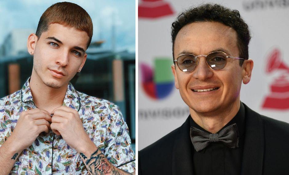 Legarda: Fonseca se pronuncia en Twitter tras la muerte del artista (Foto: AFP/Instagram)