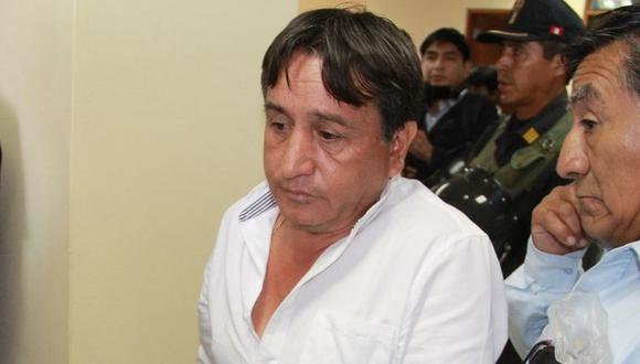 Darío Acuña no acudió a lectura de sentencia. (Difusión)
