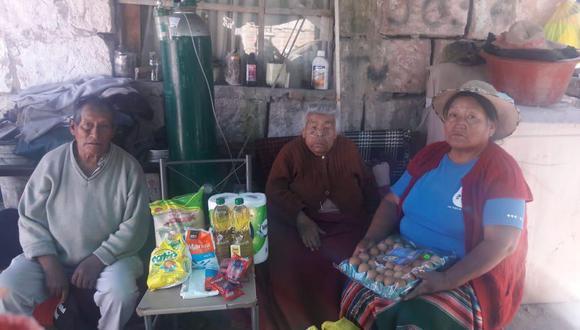 Trujillo: Lanzan campaña para entregar vale de 60 soles a familias en extrema vulnerabilidad (Foto: OIM-Perú)