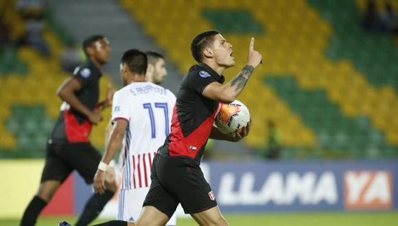 El delantero generó la incomodidad de Boys tras su participación en el Preolímpico con la selección peruana sub 23, cuando decidió fichar por Alianza Lima. (Foto: Violeta Ayasta / GEC)