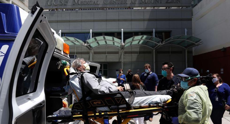 California, Texas, Arizona y Nevada volvieron a registrar este martes cifras récord de nuevos casos de coronavirus. (Justin Sullivan/AFP).