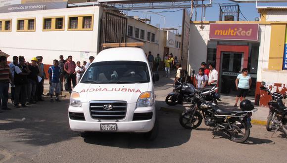 Preocupante situación en el Hospital Las Mercedes.