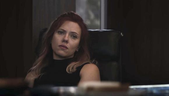 'Black Widow' ha representada durante años por Scarlett Johansson.   Marvel