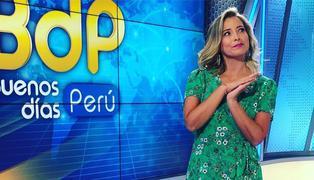 """Mabel Huertas decidió dejar Panamericana TV: """"Cierro un ciclo"""""""