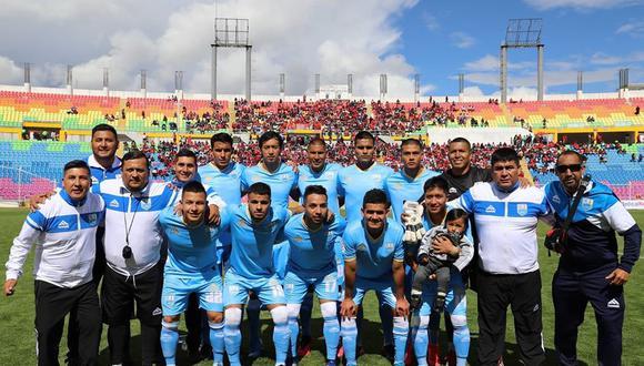 Deportivo Llacuabamba recibió una dura sanción por permitir la transmisión de su partido ante UTC. (Foto: Deportivo Llacuabamba)