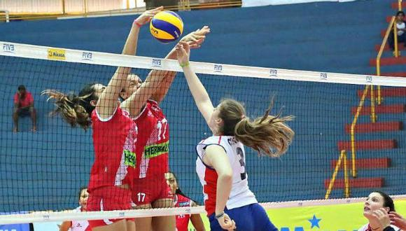 Perú tuvo un buen debut en la Copa Panamericana.  (USI)