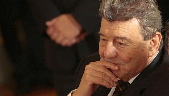 Rafael Roncagliolo fue internado el último 1 de julio. (David Vexelman)