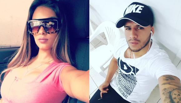 """Shirley Arica sobre viaje de Rodney Pío al extrenajero: """"Ni llamó para despedirse"""". (Foto: Composición/Instagram)"""