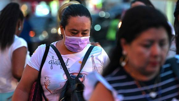 Ecuador aumenta sus casos de coronavirus a 14. (Foto: AFP/Referencial)